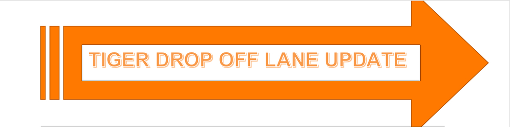Drop Off Lane Procedures