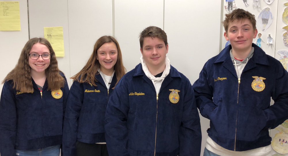 WL-S Receive FFA Jackets