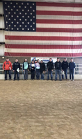 West Liberty-Salem FFA Have Much Success at the Wilmington Aggies Contest