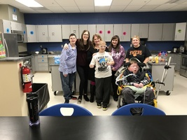 Students Hold Second Annual Inclusion Cafe